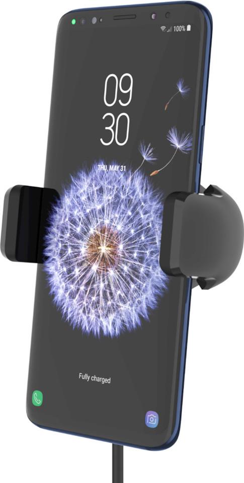iphone draadloos opladen in de auto